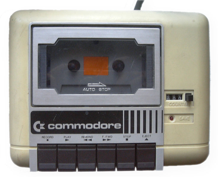 Commodore64_datassette